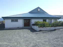 Fetlar Community Hall.