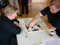 First Hnefatalf World Championship in 2008.